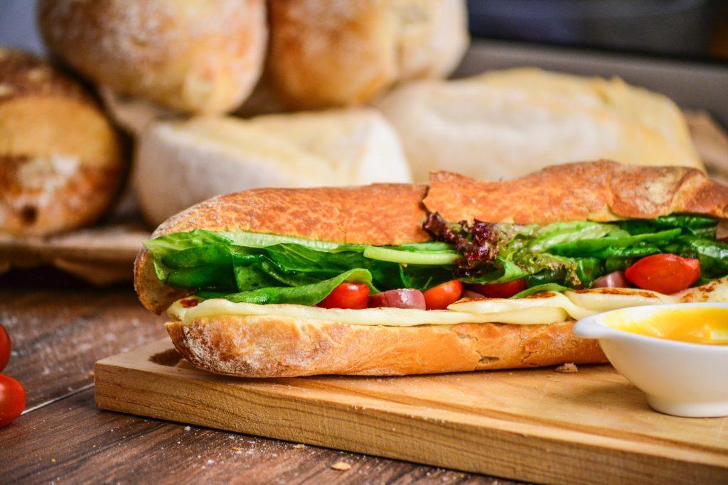 TONO PAMPELONNE sandwich